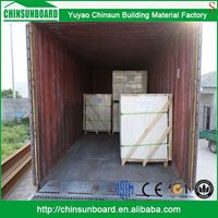 Supplier Fireproof Wholesale Eco-Friendly Tobermorite Yurui 12Mm Magnesium Oxide Board Mgo Board
