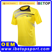 2017 custom made football jerseys soccer jersey thailand quality custom men t shirt