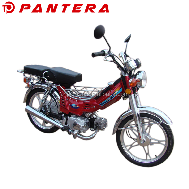 Cheap Portable Mini Cub Gasoline 50cc Motorcycle for Sale