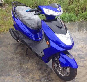 hybrid electric motorcycle scooter 125cc 48V 20AH-on road charging range 300km