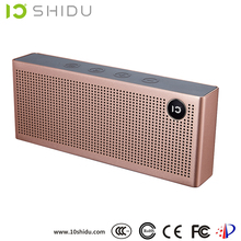 Super Bass MP3 Bluetooth Speaker Support Customized OEM SD-T6