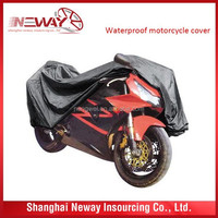 OEM avaliable motorcycle tent cover