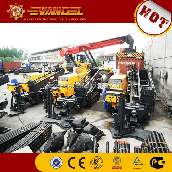 450KN Horizontal directional drilling machine for underground drilling
