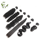 Cheap Virgin Human Brazilian Hair Bundles Weave
