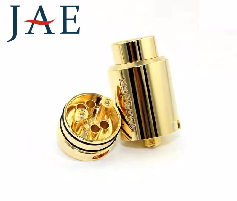 Hot sale new rda kennedy 24 atomizer Adjustable Airflow with kennedy tool