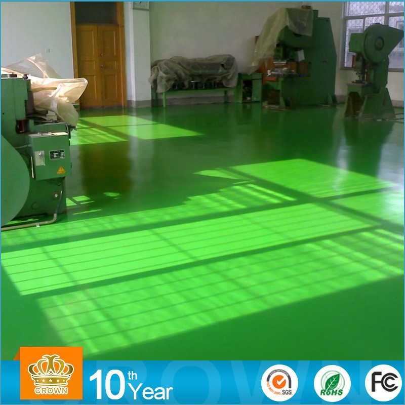 CP-800 Weathering Resistant waterproof floor polyurethane coating