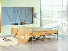 Fashion Cheap metal bed