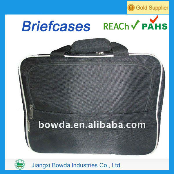 Business nylon briefcase