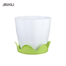 small flower factory plastic garden cup succulent pots and saucer planter