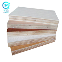 Cheap price 1220*2440mm white melamine plywood