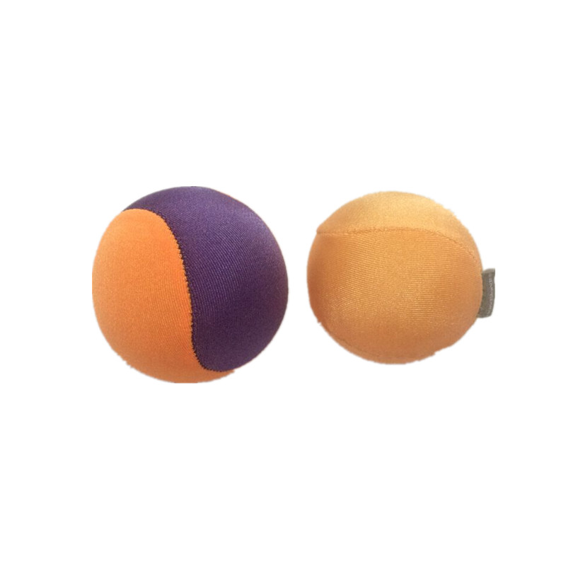 Stress Relief Grip Strength Hand Exercise Eco-friendly TPR Lycra Soft Squeeze <strong>Ball</strong>