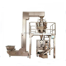10 heads weigher ground coffee bean packing machine
