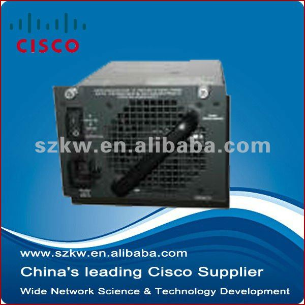 original Cisco 4500 series Switch PWR-C45-1400DC-P