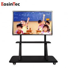 65 inch touch screen interactive whiteboard smart for education with OPS built-in