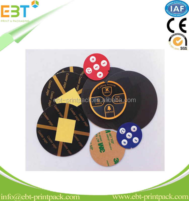 Widely Using Double Stick PCB Label for Electronic Machine