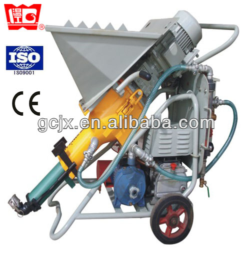 JP22 wall rendering plastering machine for EPS panels