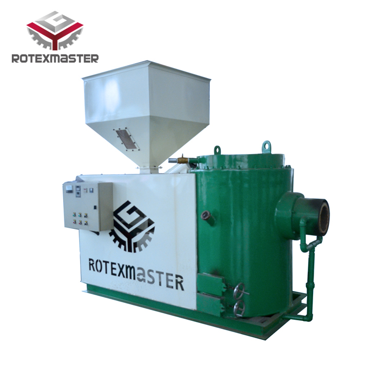 Wood Fired Electric Generator Biomass Pellet Burner