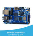 Newest BPI-M3 Octa core Banana PI M3 with 1Ghz ARM7 2GB LPDDR3 RAM 8GB eMMC