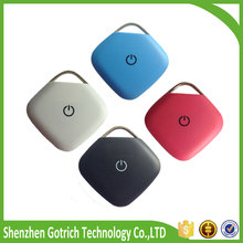 new products 2016 bluetooth keychain finder for phone alarm item tracker,crowd gps purse key finder