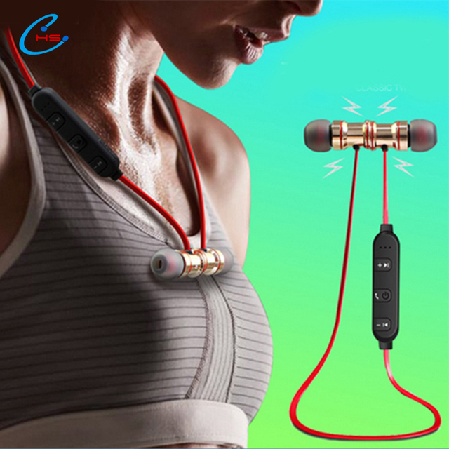 New Stereo Wireless Earphone Cheap Stylish Headphones Bluetooth Made In Guangzhou