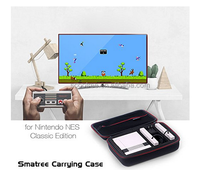 Smatree Nintendoes Switches Console Protective Case With Zipper for Nintendoes Switches