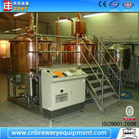 1000L Draft beer machine, beer making machine