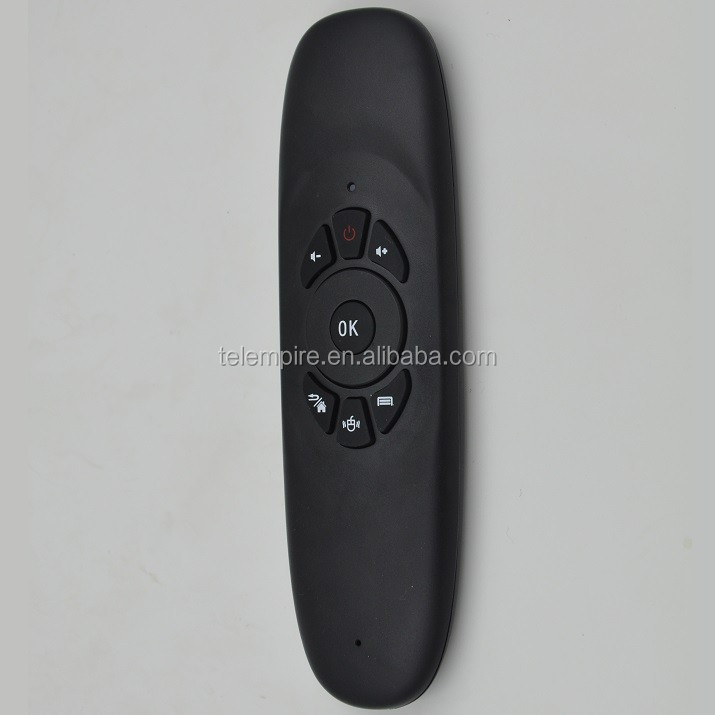 Wireless Remote Control Air Mouse for Android TV Box, Smart TV and PC