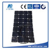 White sheet Back contact cells flexible solar panel 80w