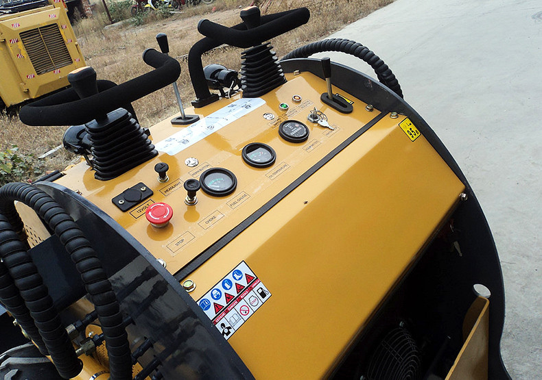 JL300C skid steer loader-19