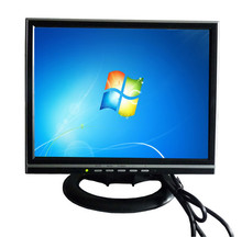 13 Inch LCD Car Monitor with Square Screen 4:3