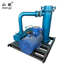 MTRR double stage high pressure sand transport roots blower