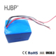 36V electric bicycle lithium polymer battery pack 36v 10ah 10000mah