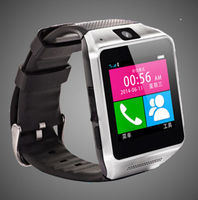 bluetooth touch screen android gps smart watch