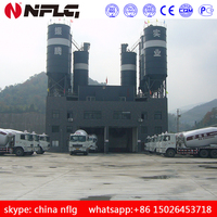 Factory derict selling hzs series automatic concrete mixing plant