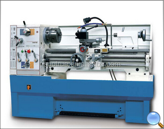 Lathe Machine 410mm Swing Over Bed and 580mm gap bed