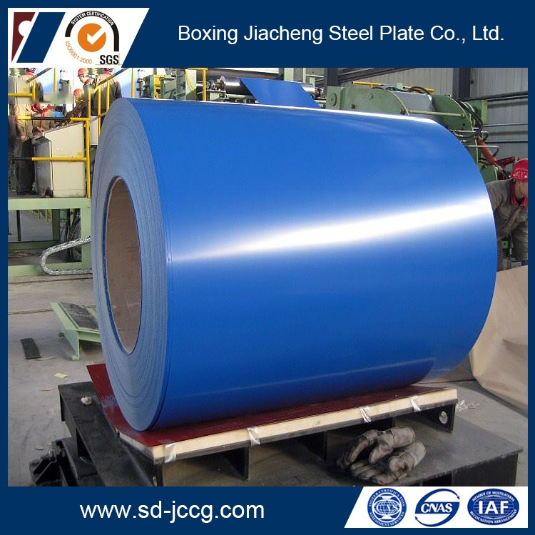 Low prices color coated galvanized steel sheet
