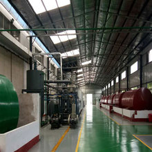 Yangjiang Waste Engine Oil Distillation Machine/Equipment