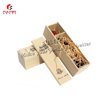 wholesale wooden slide top boxes of wood
