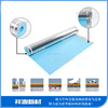 For laminate hardwood ixpe foam 2mm 3mm blue underlay of waterproof and sound absorption