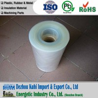 0.7mm white clear PA6 Nylon sheet roll for food grade
