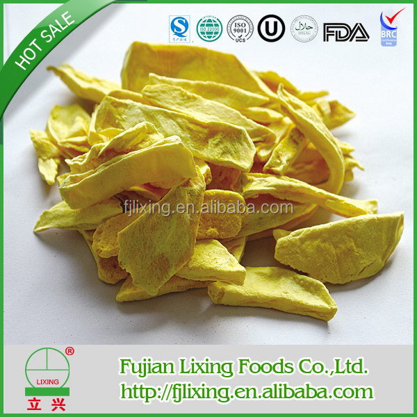 Good quality promotional bulk vacuum freeze dried mango