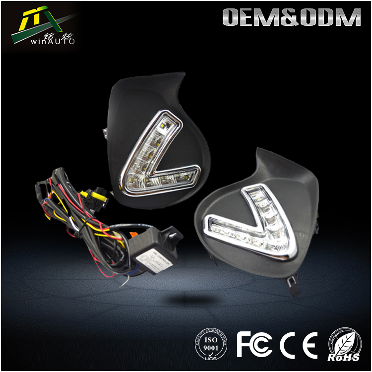 7 Inch Led Headlight With Daytime Running Light Motocycle Led Headlight Canbus For Lexus Ct200h 2011 - 2013