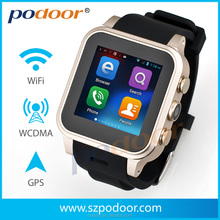 New Arrival ! ! ! Android4.2.2 Bluetooth Watch Phone,Support Compass+GSM+GPRS,Android watch