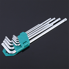 China wholesale best price 9 pcs star key tool set torx plus key bulk torx wrenches with hole