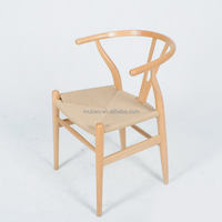 outdoor furniture wooden Rattan Dining set starbucks chair