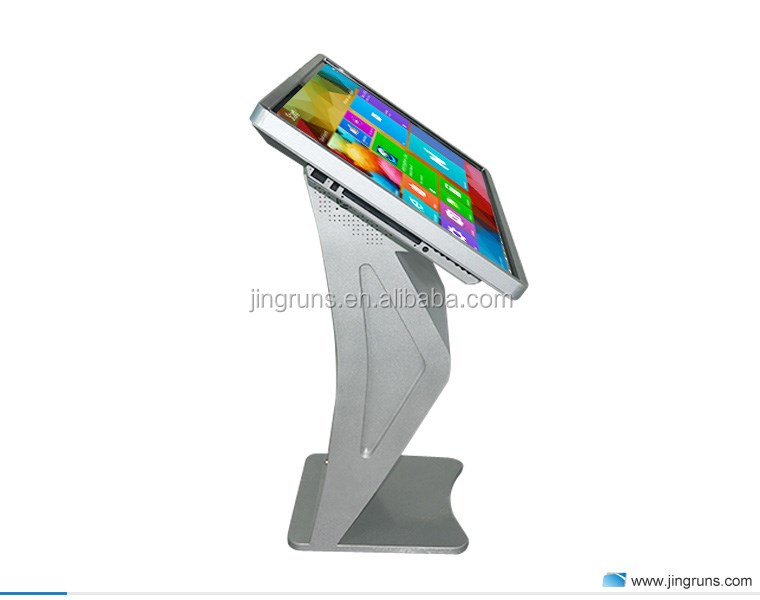 Promotional full hd 1080P 42 inch infrared touch screen kiosk totem lcd display
