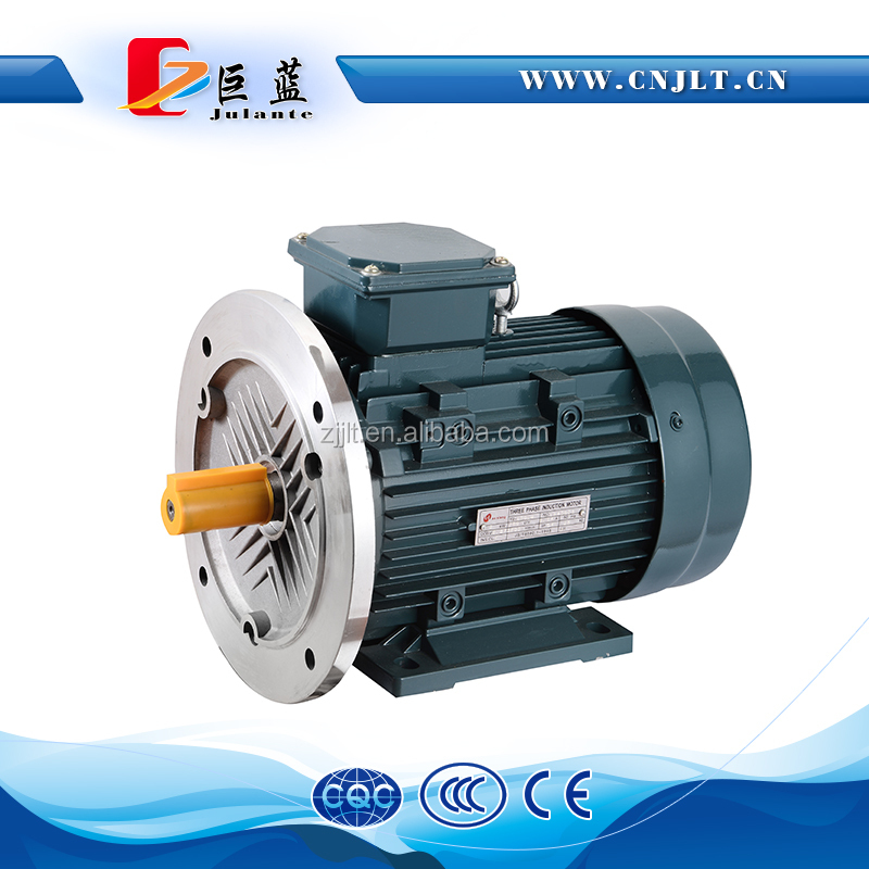 MS series aluminum housing electric three phase motor