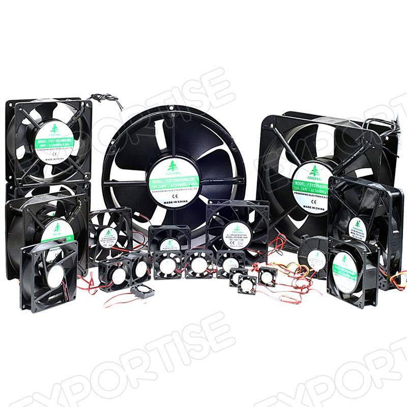 Hot selling axial fan cooling fan adda exhausts with low price