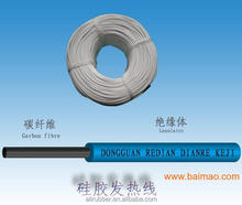 Flexible Silicone Rubber Electric Wire Cable