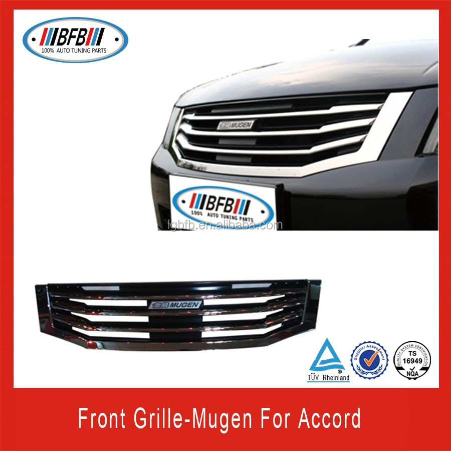 grille guard for Accord Mugen style